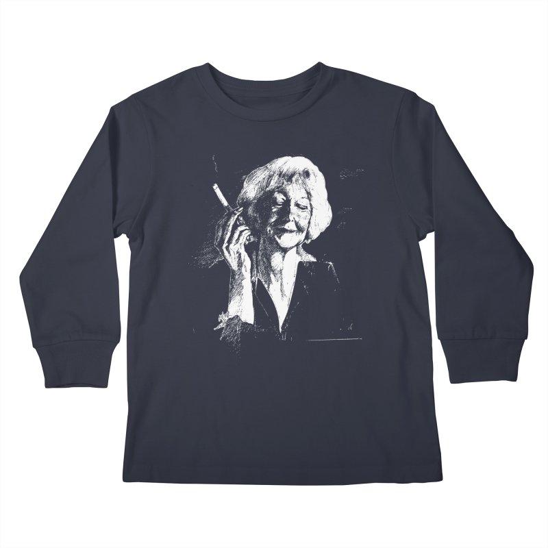 WISLAWA Kids Longsleeve T-Shirt by Dror Miler's Artist Shop