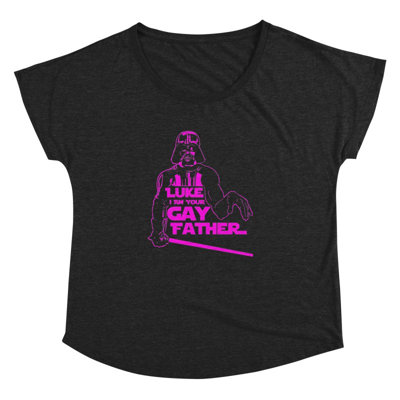 Gay Vader Women's Dolman by Dror Miler's Artist Shop