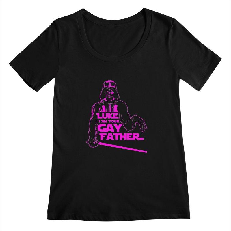 Gay Vader   by Dror Miler's Artist Shop