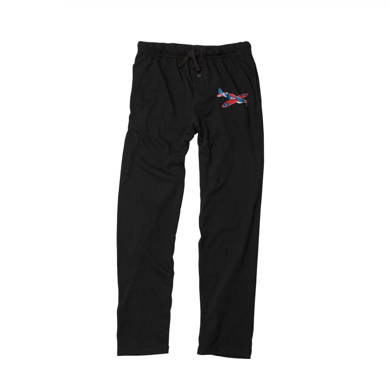 Styrofoam airplane Women's Lounge Pants by Dror Miler's Artist Shop