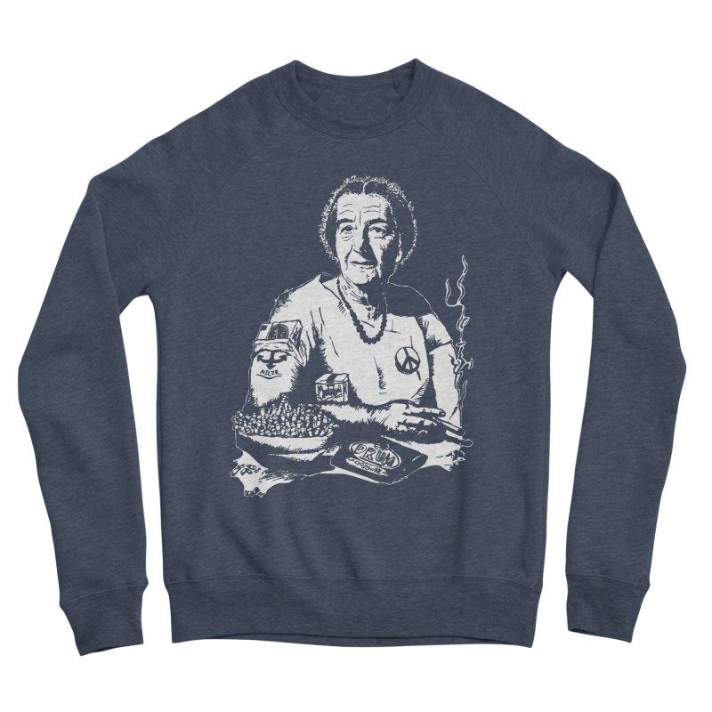 Narco Golda Men's Sweatshirt by Dror Miler's Artist Shop