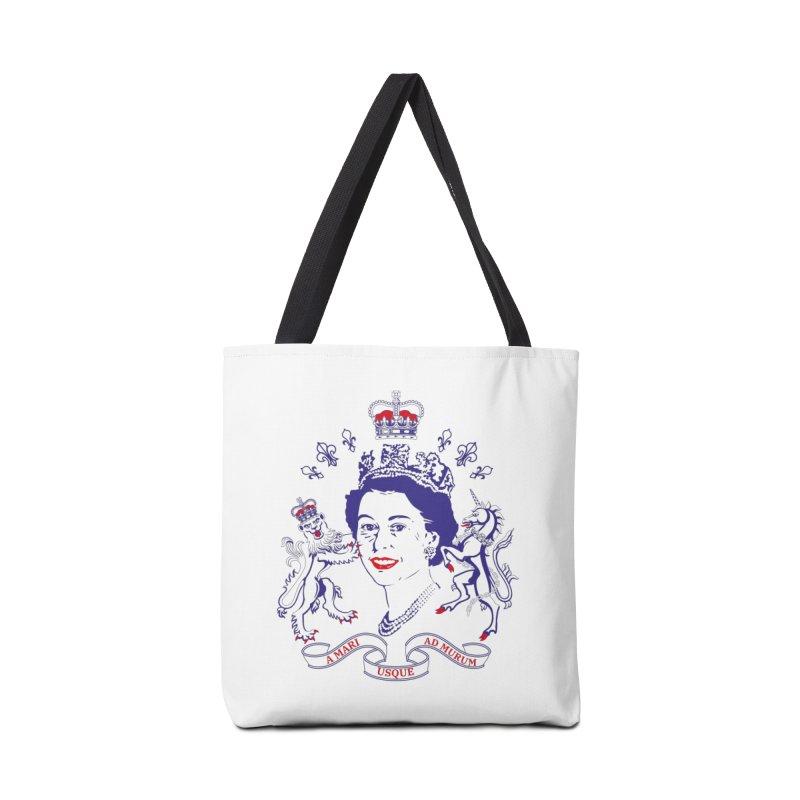 The Queen Accessories Bag by Dror Miler's Artist Shop