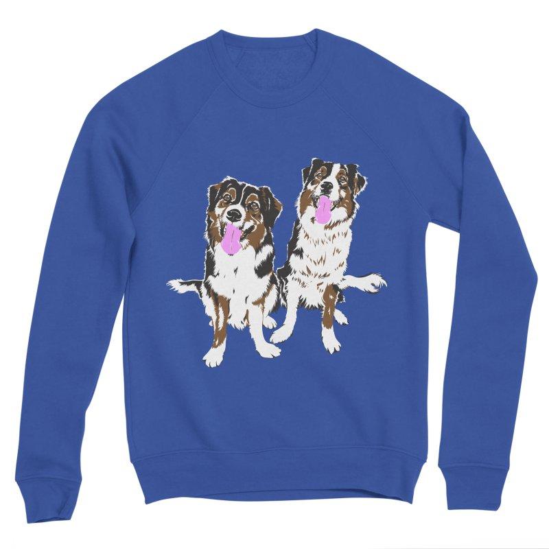 Half & Tilu Women's Sweatshirt by Dror Miler's Artist Shop