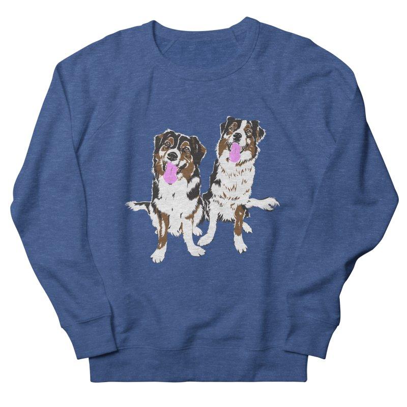 Half & Tilu Men's Sweatshirt by Dror Miler's Artist Shop