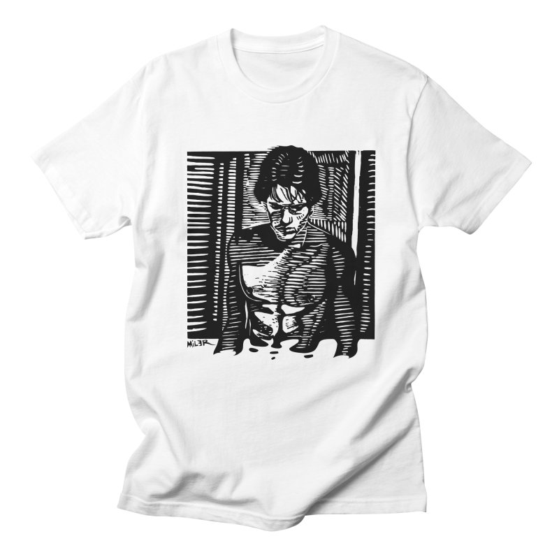 Rusty James Women's Unisex T-Shirt by Dror Miler's Artist Shop