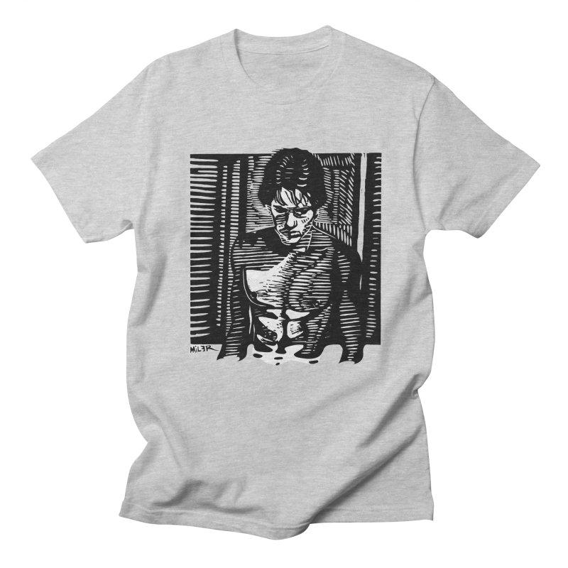 Rusty James Men's T-shirt by Dror Miler's Artist Shop