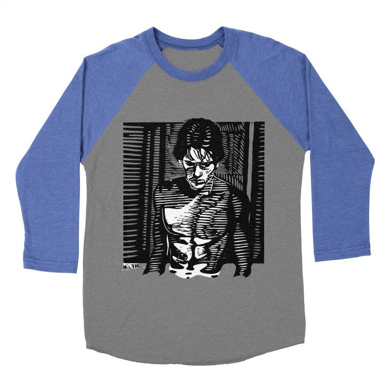 Rusty James Men's Baseball Triblend T-Shirt by Dror Miler's Artist Shop