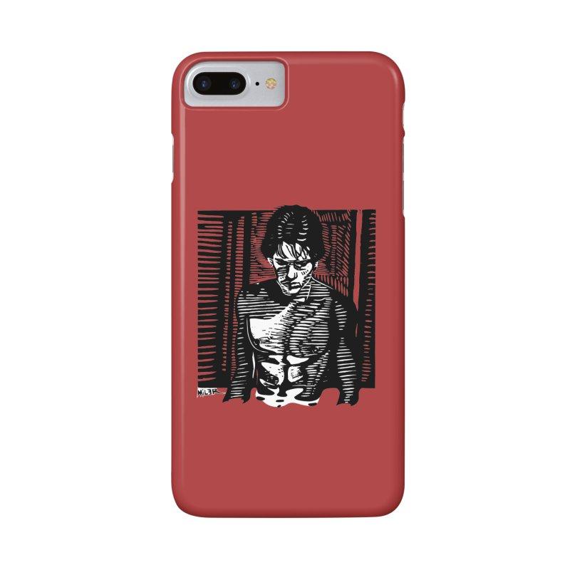 Rusty James Accessories Phone Case by Dror Miler's Artist Shop