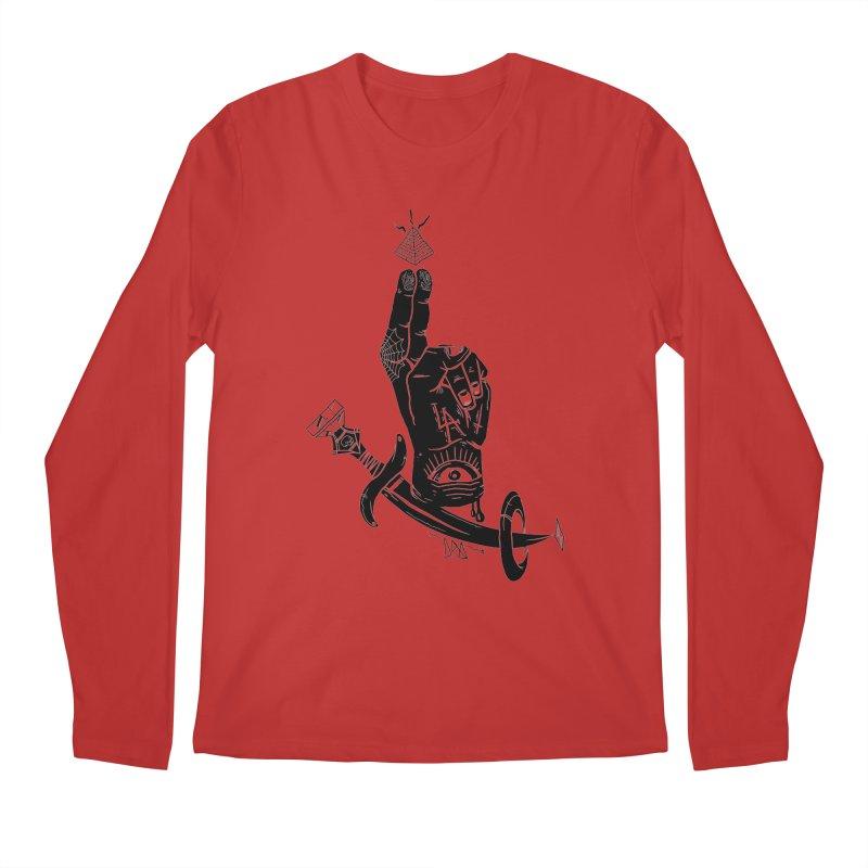Annoint  Men's Longsleeve T-Shirt by Dro