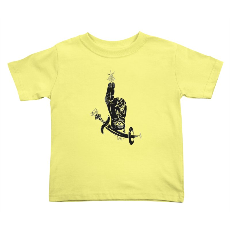 Annoint  Kids Toddler T-Shirt by Dro
