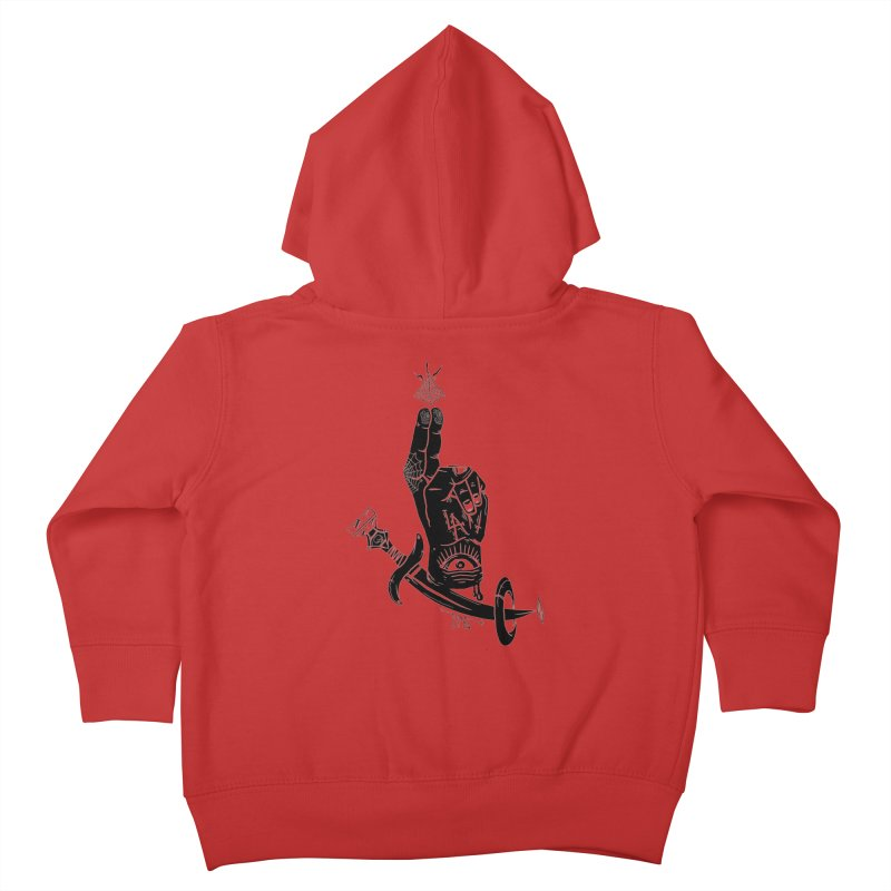 Annoint  Kids Toddler Zip-Up Hoody by Dro