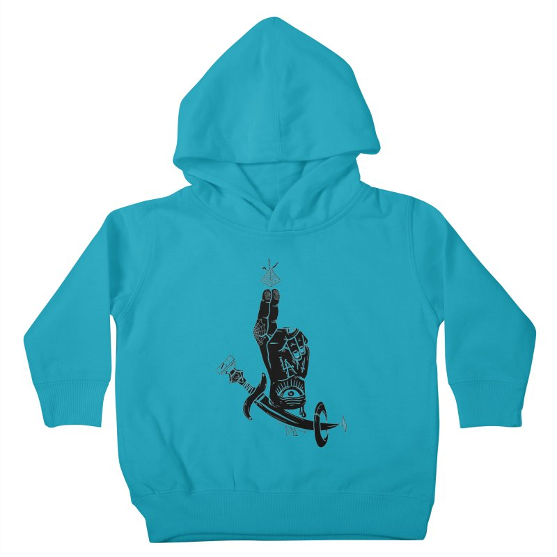 Annoint  Kids Toddler Pullover Hoody by Dro