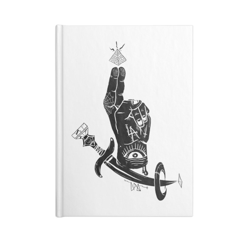 Annoint  Accessories Notebook by Dro