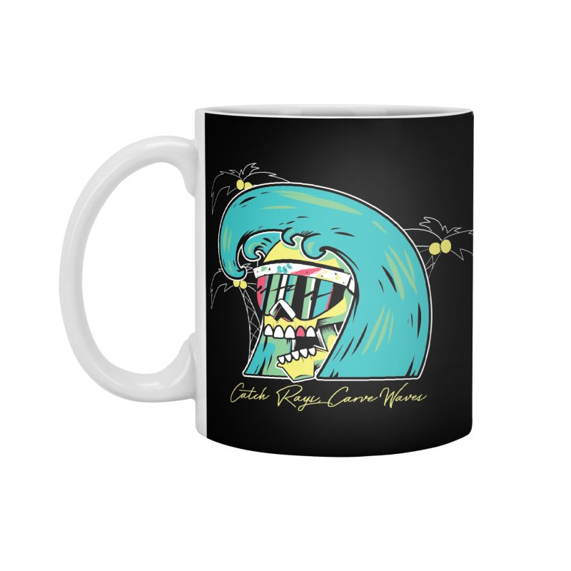 Summer Soul Open  Accessories Mug by Dro