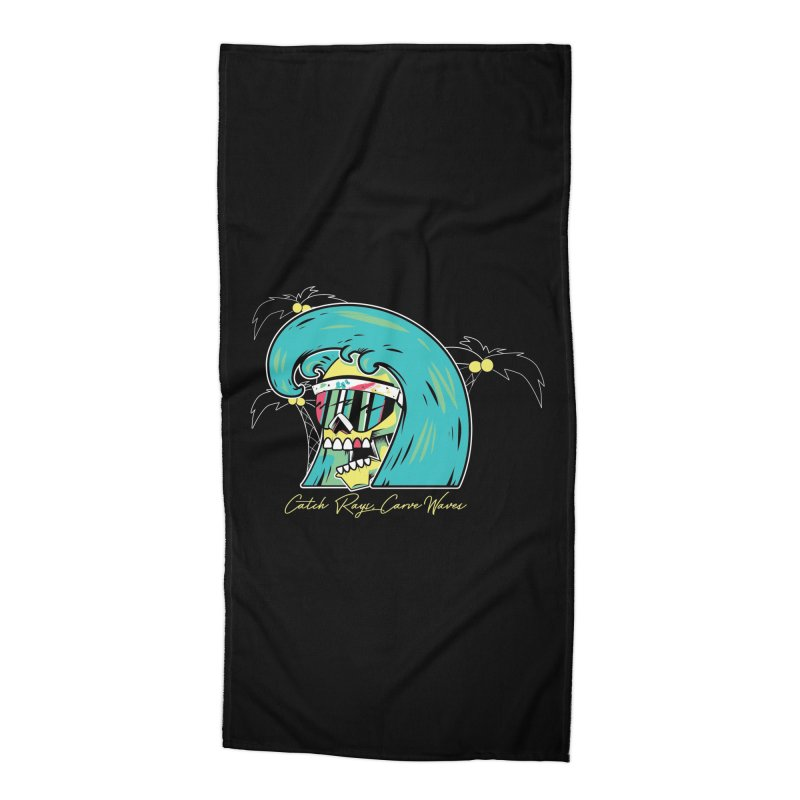 Summer Soul Open  Accessories Beach Towel by Dro