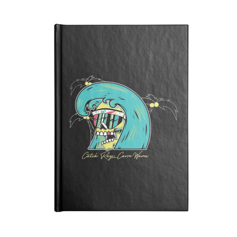 Summer Soul Open  Accessories Notebook by Dro