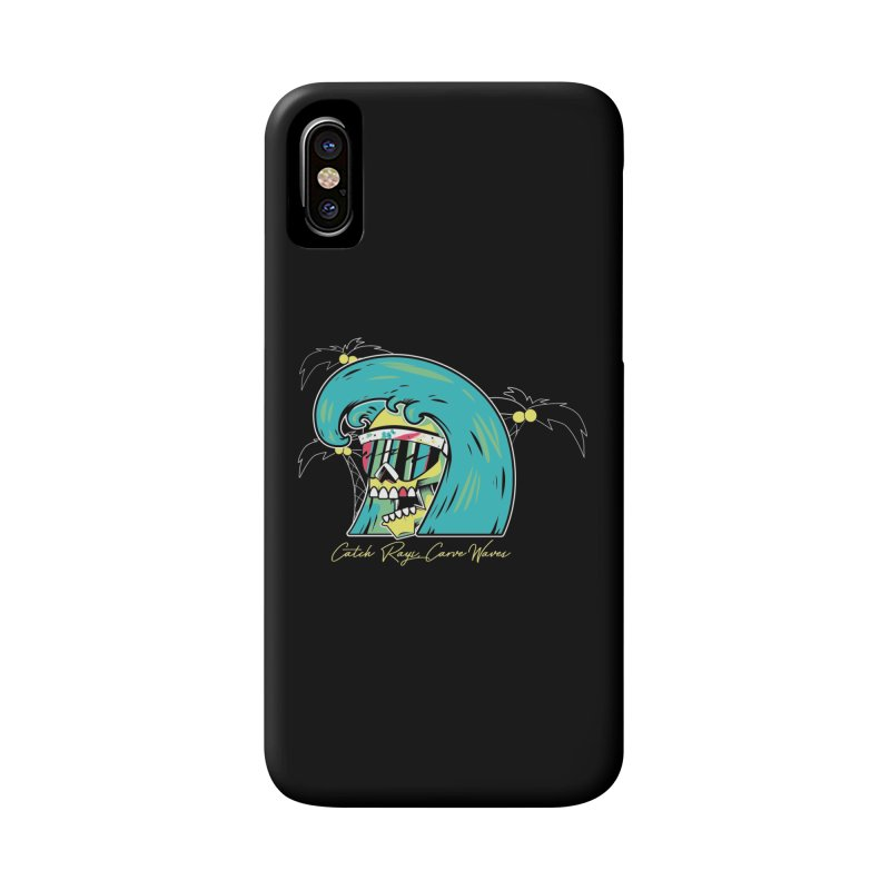 Summer Soul Open  Accessories Phone Case by Dro