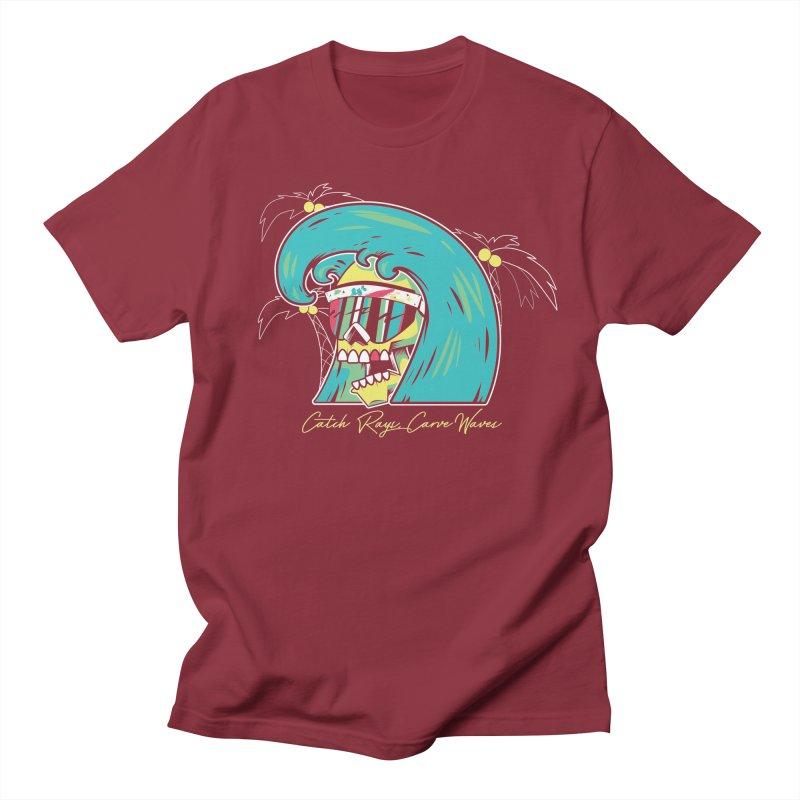 Summer Soul Open  Men's T-shirt by Dro