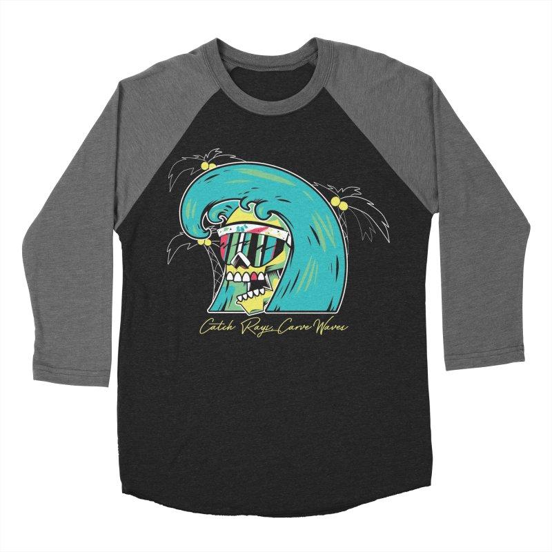 Summer Soul Open  Men's Baseball Triblend T-Shirt by Dro