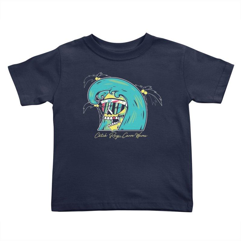 Summer Soul Open  Kids Toddler T-Shirt by Dro