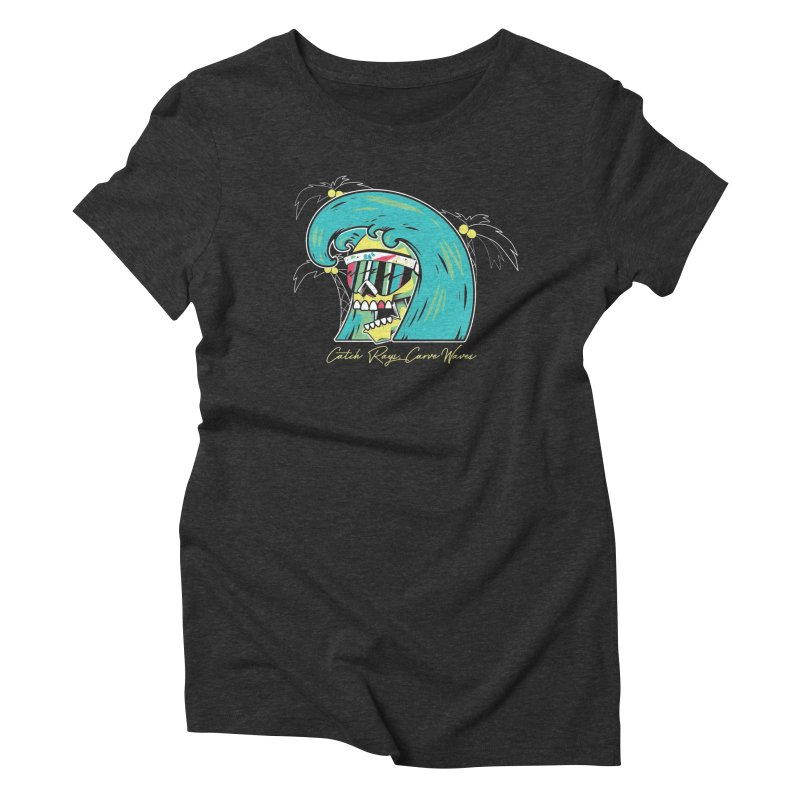 Summer Soul Open  Women's Triblend T-shirt by Dro