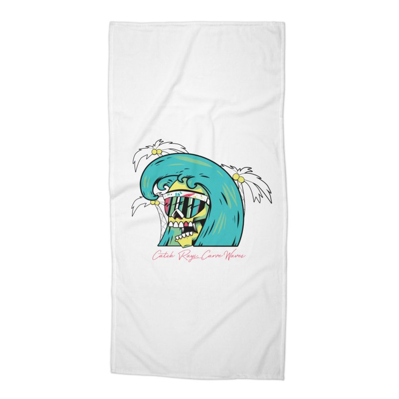 Summer Soul Open 2 Accessories Beach Towel by Dro
