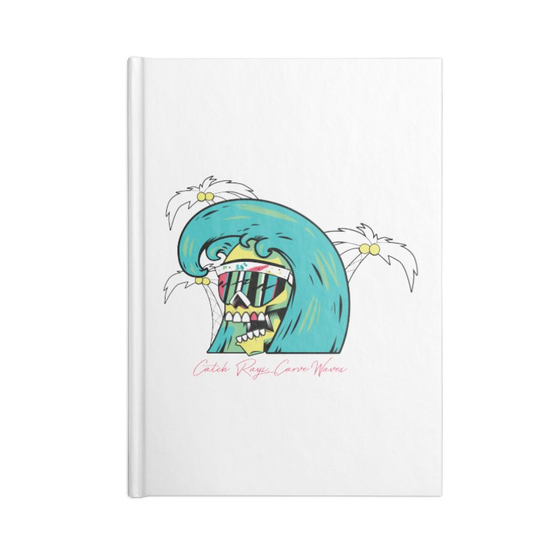 Summer Soul Open 2 Accessories Notebook by Dro