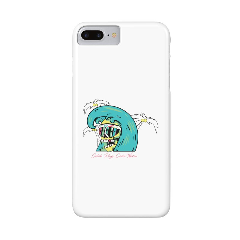 Summer Soul Open 2 Accessories Phone Case by Dro