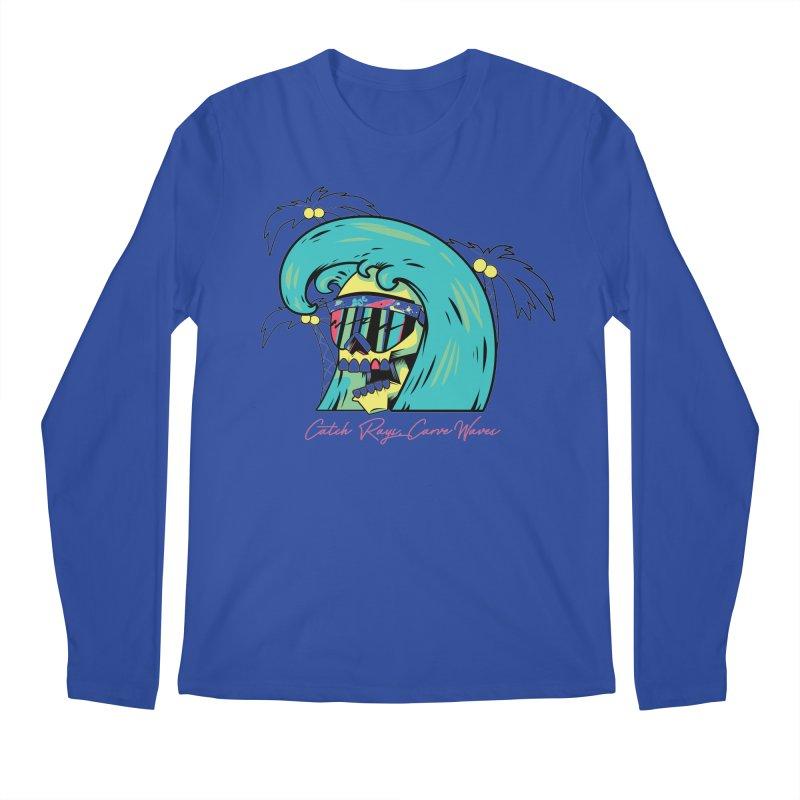 Summer Soul Open 2 Men's Longsleeve T-Shirt by Dro