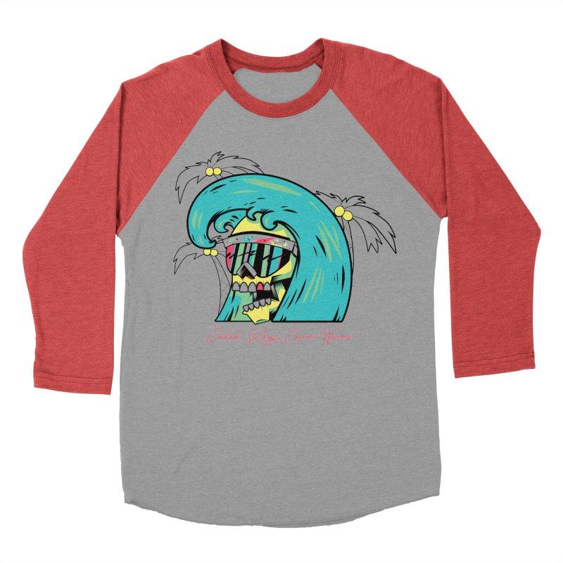 Summer Soul Open 2 Men's Baseball Triblend T-Shirt by Dro