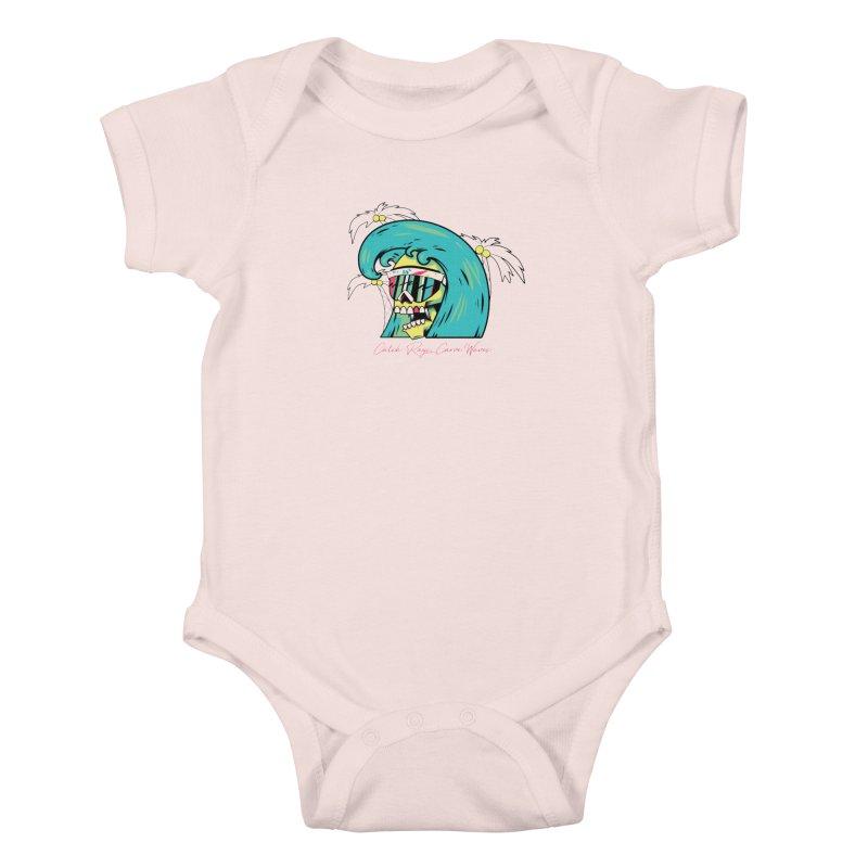Summer Soul Open 2 Kids Baby Bodysuit by Dro