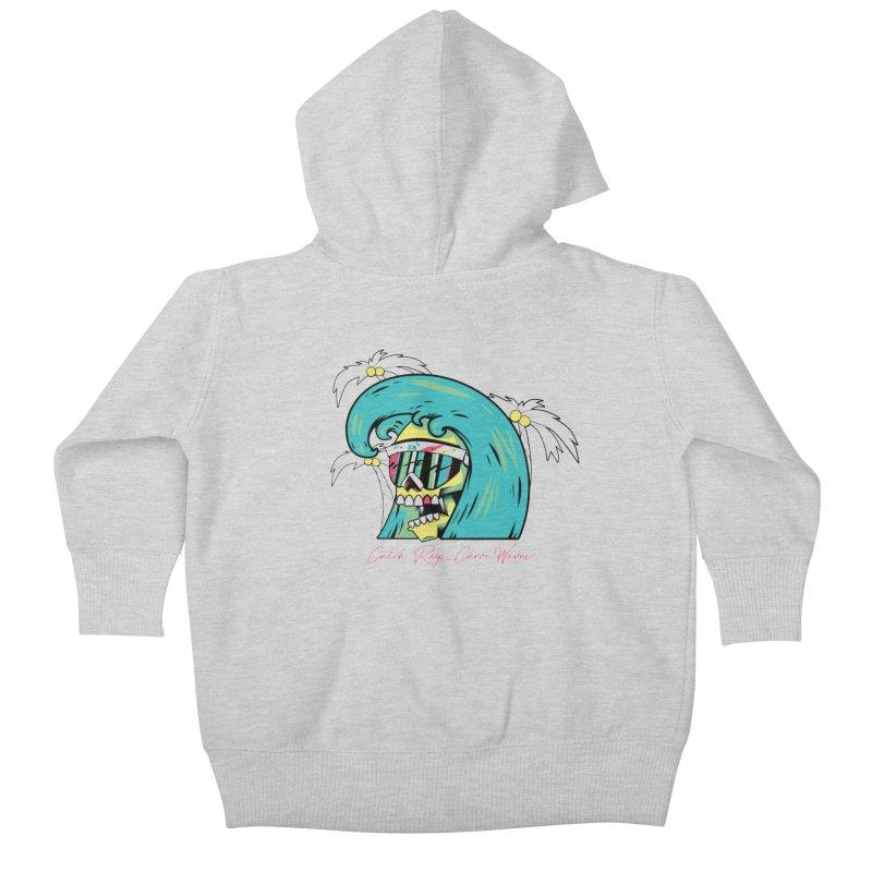 Summer Soul Open 2 Kids Baby Zip-Up Hoody by Dro