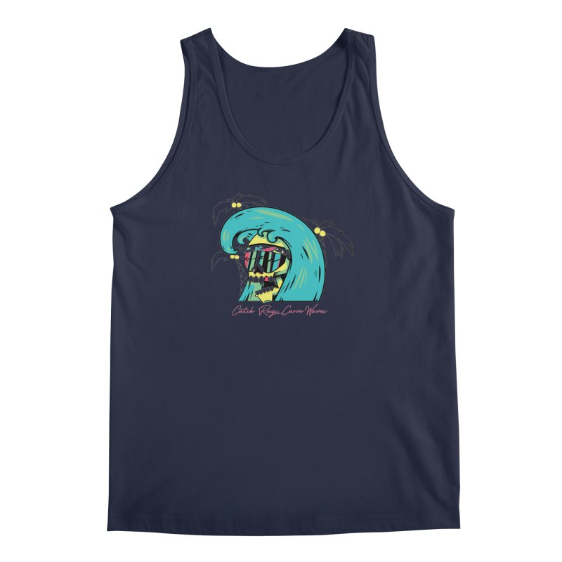 Summer Soul Open 2 Men's Tank by Dro
