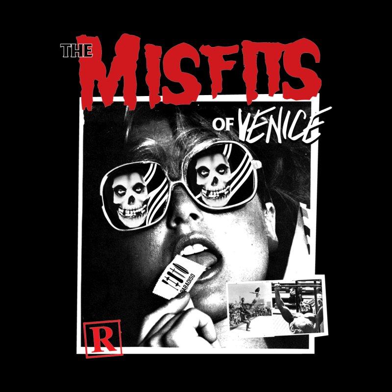 Misfits of Venice by Dro