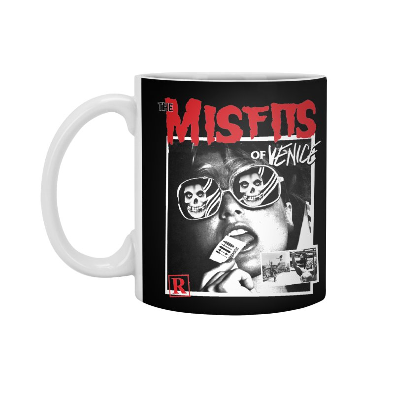 Misfits of Venice Accessories Mug by Dro