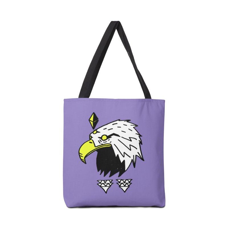 77 Eagle Accessories Tote Bag Bag by Ertito Montana
