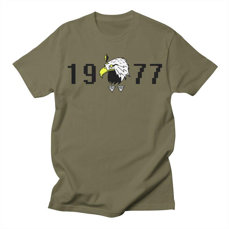 77 Eagle Women's Unisex T-Shirt by Ertito Montana
