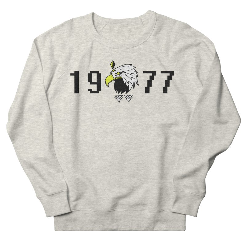 77 Eagle Men's Sweatshirt by Ertito Montana