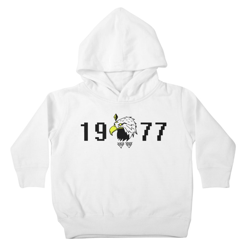 77 Eagle Kids Toddler Pullover Hoody by Ertito Montana