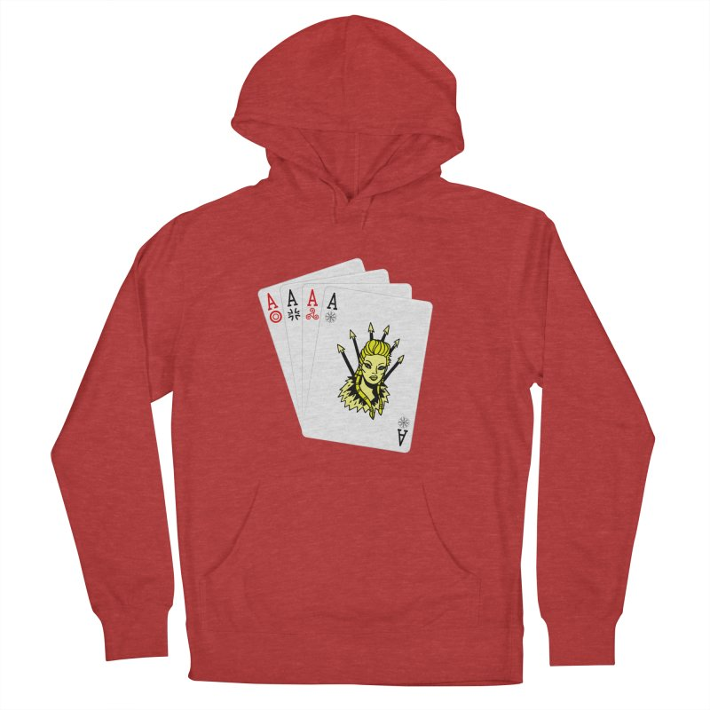 Lagertha Men's Pullover Hoody by Ertito Montana
