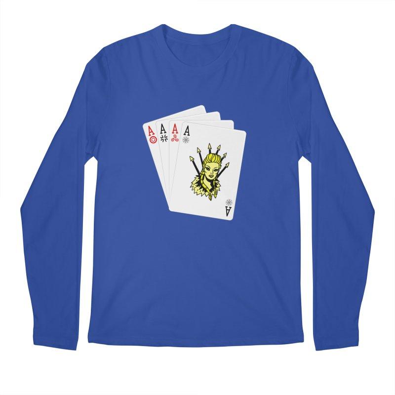 Lagertha Men's Regular Longsleeve T-Shirt by Ertito Montana