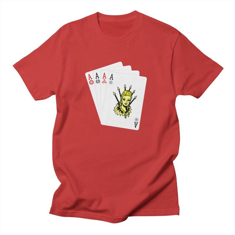 Lagertha Men's T-shirt by Ertito Montana