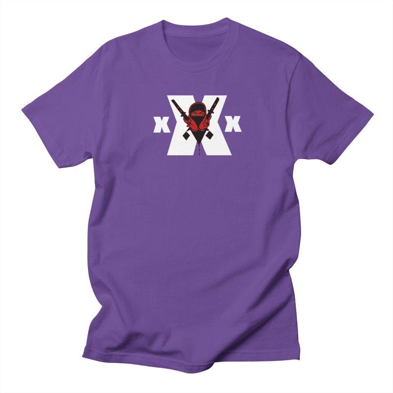 Triple X Ninja Men's T-Shirt by Ertito Montana