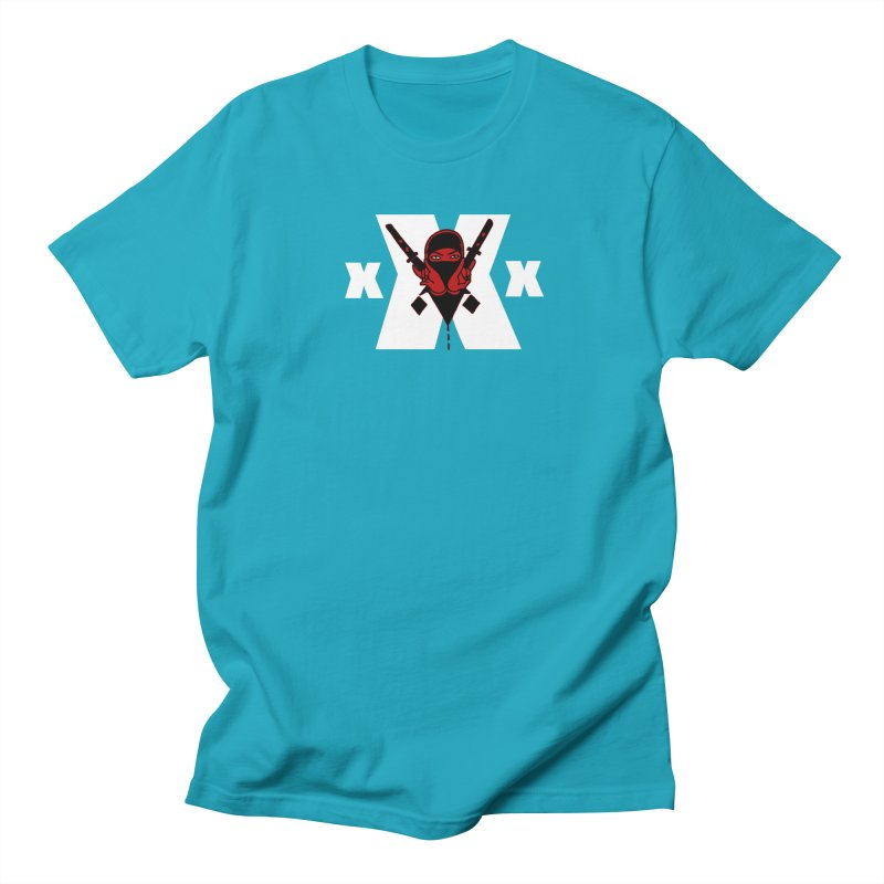 Triple X Ninja Men's Regular T-Shirt by Ertito Montana