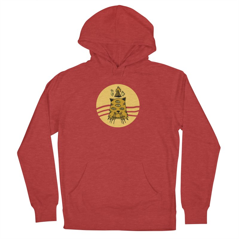 New Age Cat Men's Pullover Hoody by Ertito Montana