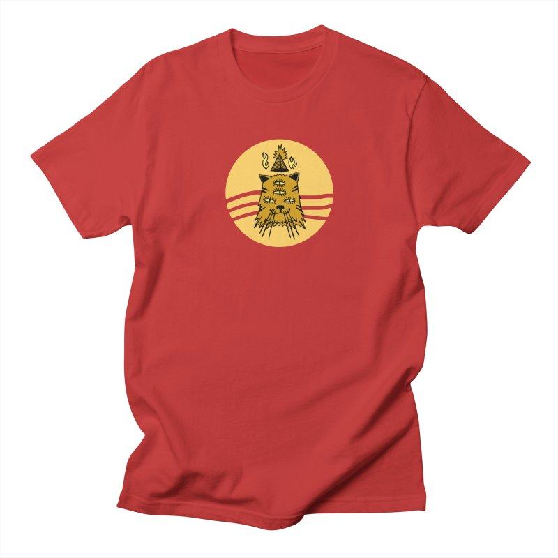 New Age Cat Women's Unisex T-Shirt by Ertito Montana