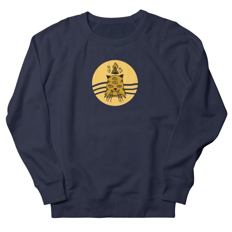 New Age Cat Women's Sweatshirt by Ertito Montana