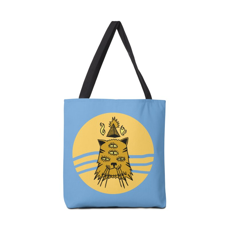 New Age Cat Accessories Tote Bag Bag by Ertito Montana
