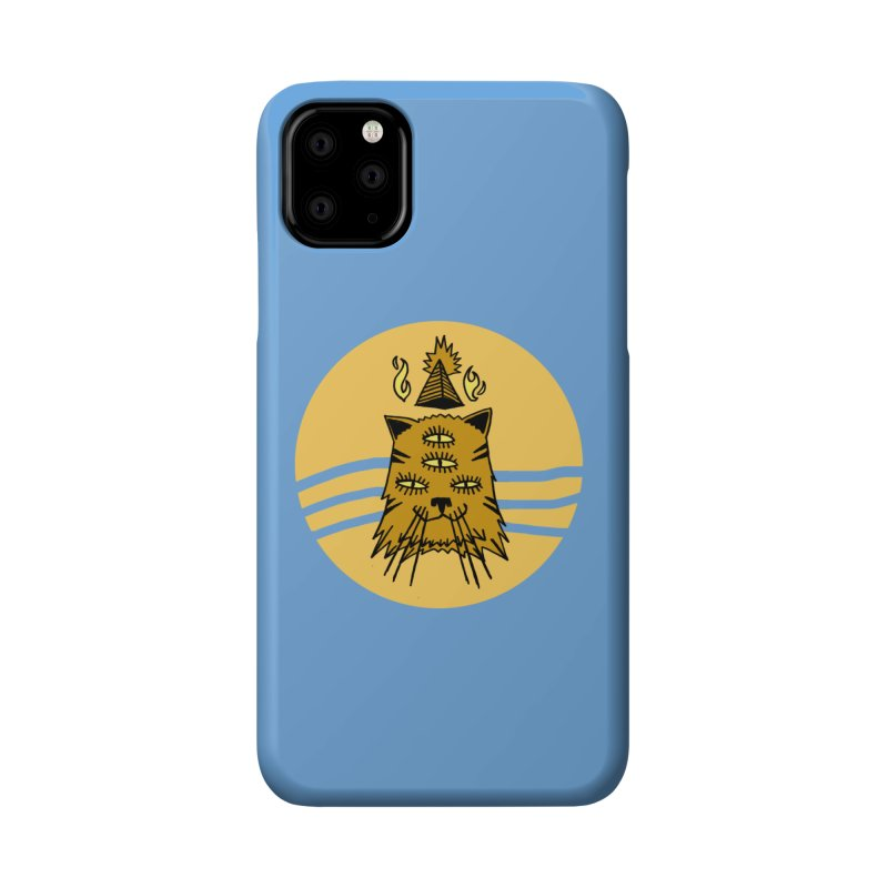 New Age Cat Accessories Phone Case by Ertito Montana