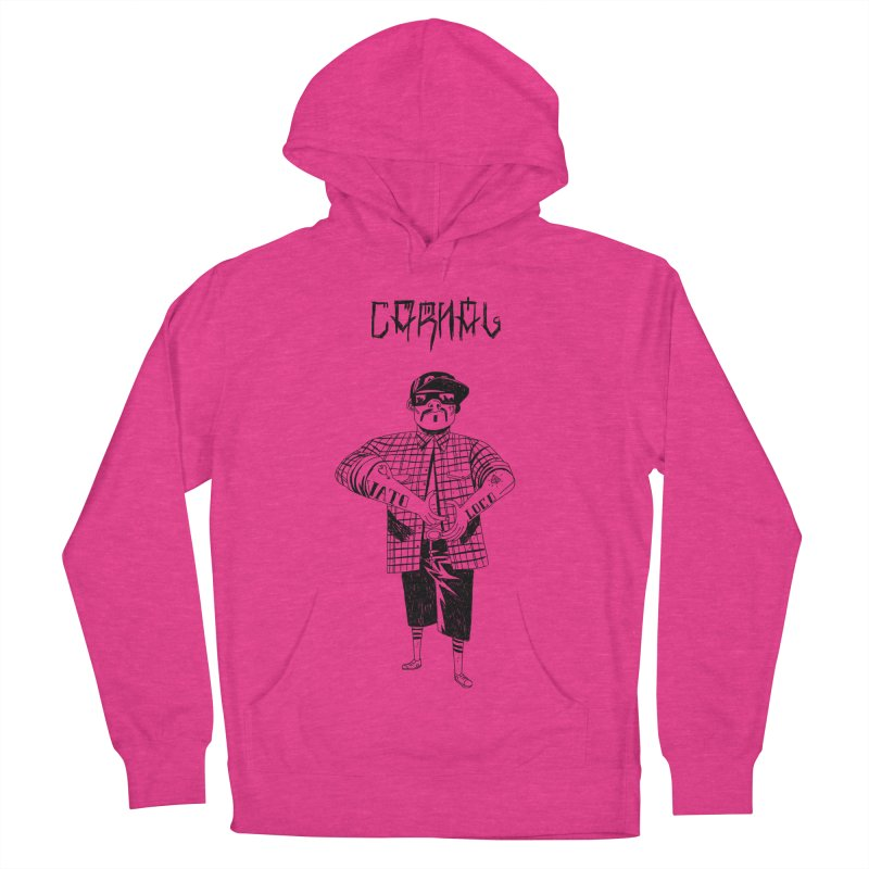 Carnal Women's Pullover Hoody by Ertito Montana